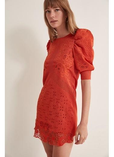 Join Us Elbise Oranj